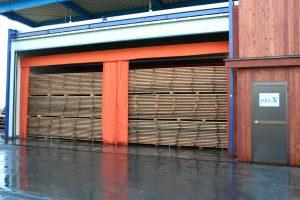 木材乾燥システム